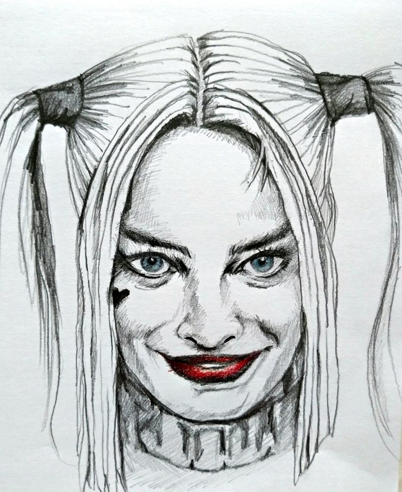 Margot Robbie por linshyhchyang